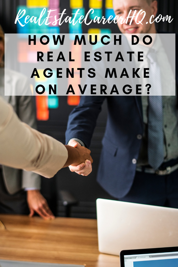 How much do real estate agents make in California? - Quora