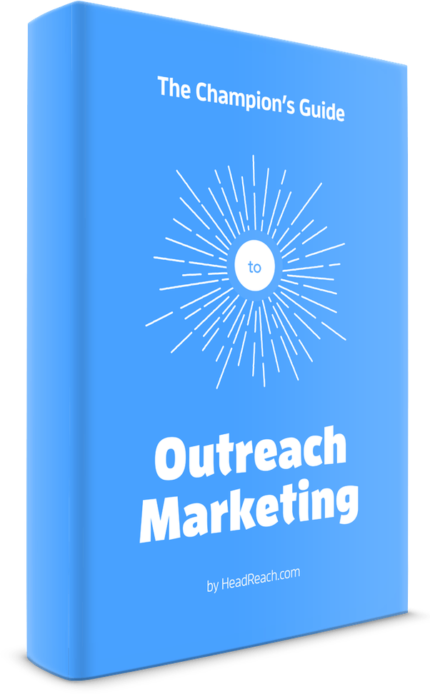 outreach marketing ebook