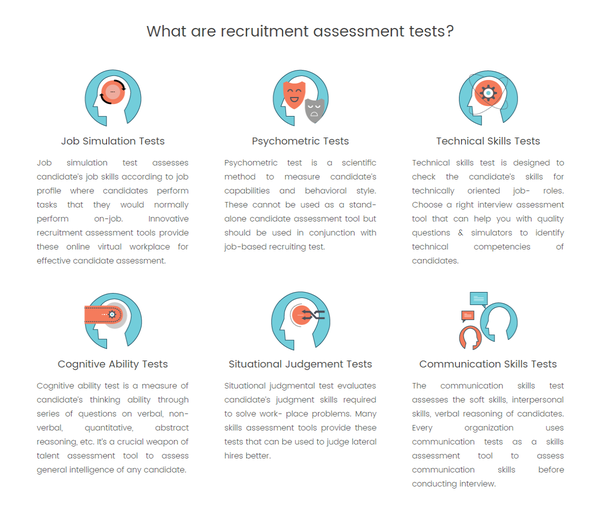 What are some of the most efficient skill assessment techniques? - Quora