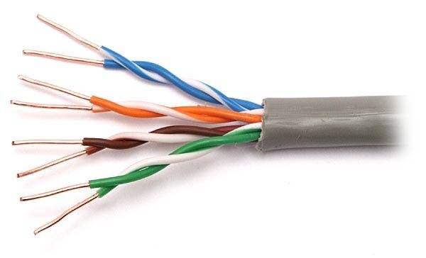how does a twisted pair cable work quora rh quora com