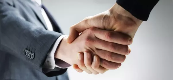 why do people shake hands quora