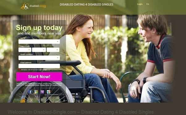Disabled dating - Soulful Encounters disabled dating community site