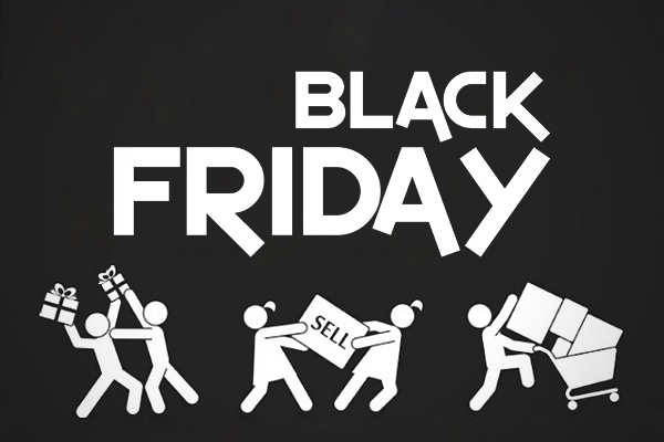 somebody like friday sale black