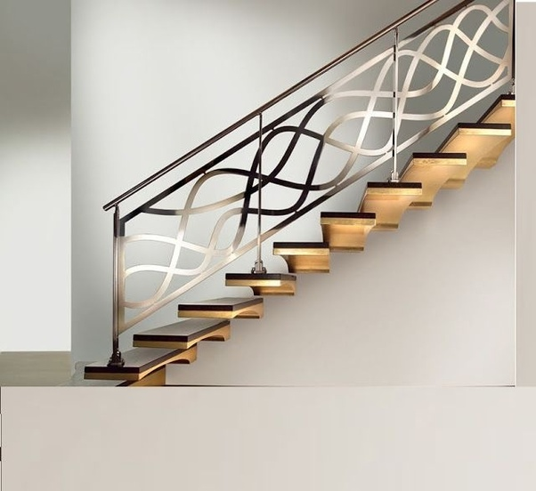 What Are Various Types Of Wrought Iron Railings?