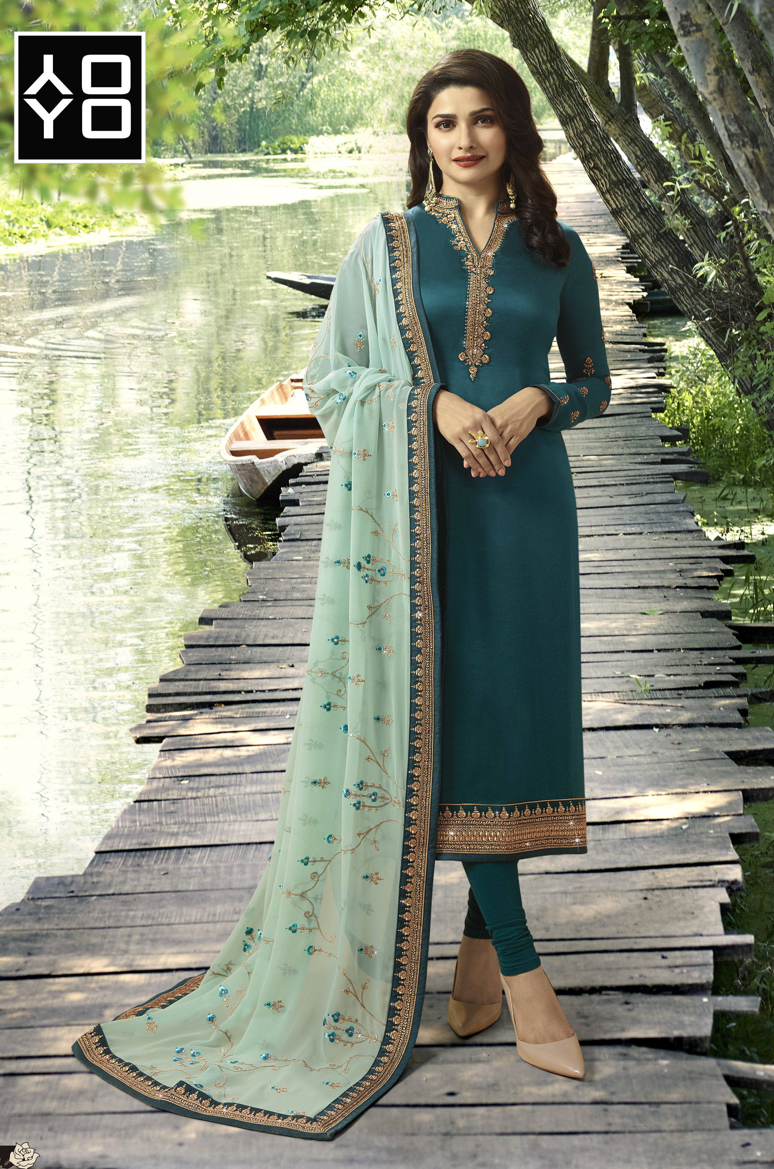 8ccaba873a Shop the designer Anarkali Dress, Lehenga Choli online in India at YOYO  Fashion. You can buy such Ethnic outfits online From YOYO Fashion anywhere  to ...