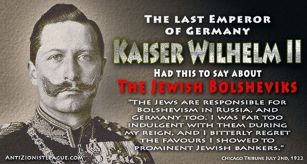 If Former Kaiser Wilhelm II Had Lived To See The End Of World War 2 What Would Have Been His Reaction Holocaust