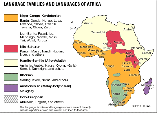 Relatively Why Are Languages More Diverse In Geologically