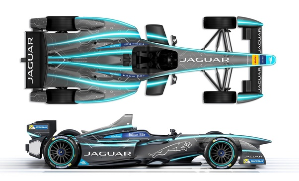 This Jaguar Car Uses The Same Dallara Designed Spark Renault Srt 01e Chis As Every Other Team And Driver In History Of Formula E So Far