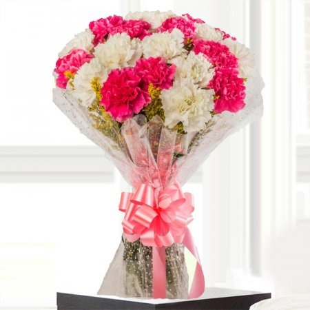 This Will Be The Best Gift For Wife On Wedding Anniversary However You Can Also Opt An Option And Order Her First Flowers I E Carnations
