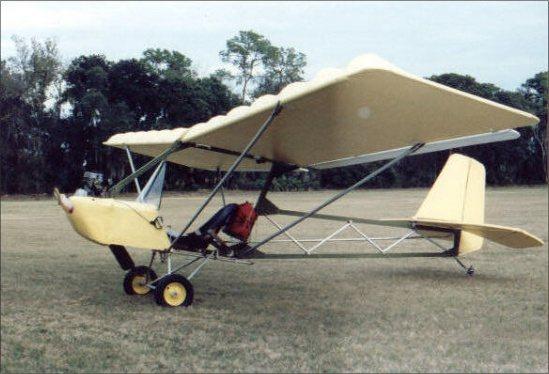 build a flyable homemade ultralight