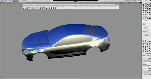 Which Is The Best Designing Software For Car Design Quora