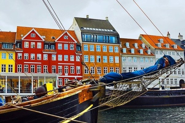 What Are Some Good Places In Denmark To Visit Other Than - Where is copenhagen located