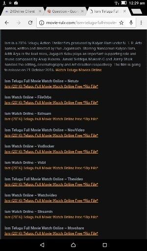 telugu movie sites to watch online