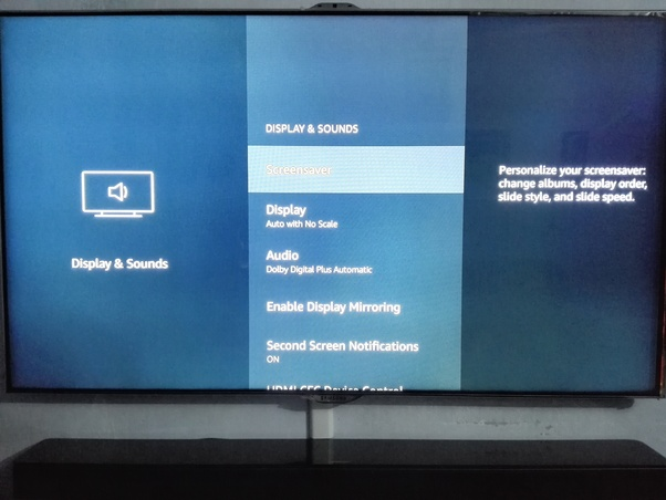 How Can We Change A Firestick Screensaver In India Quora