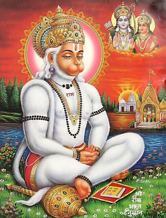 Who Is Lord Hanuman Quora