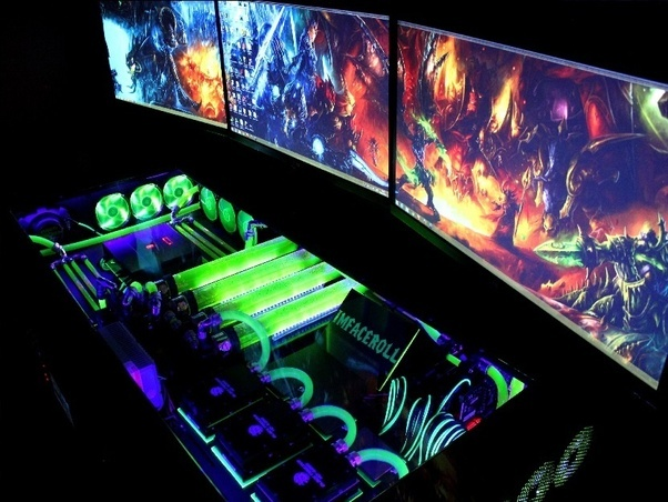 10000 gaming pc