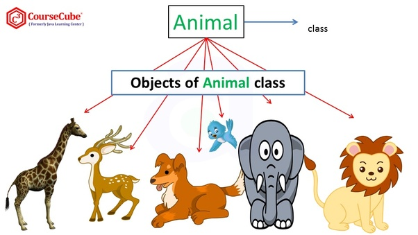 What is a class and object in java quora the difference between object class malvernweather Choice Image