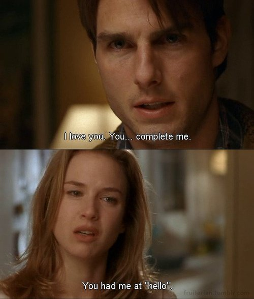 Jerry Maguire Movie Quotes: Which Hollywood One-liners Are You Dying To Use In Your