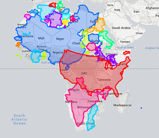 What is keeping Africa states from becoming the new United ... Map Of Africa States on map of the east coast states, map of western region states, map of benelux states, map of australia states, map of west region states, map of north usa states, map of america's states, map of states civil war, map italy states, map of western u.s. states, map of israel states, map of southeastern usa states, map of connecticut states, map of former soviet union states, map of middle east states, map of cambodia states, map of world states, map of u.s.a states, map of indochina states, map malaysia states,