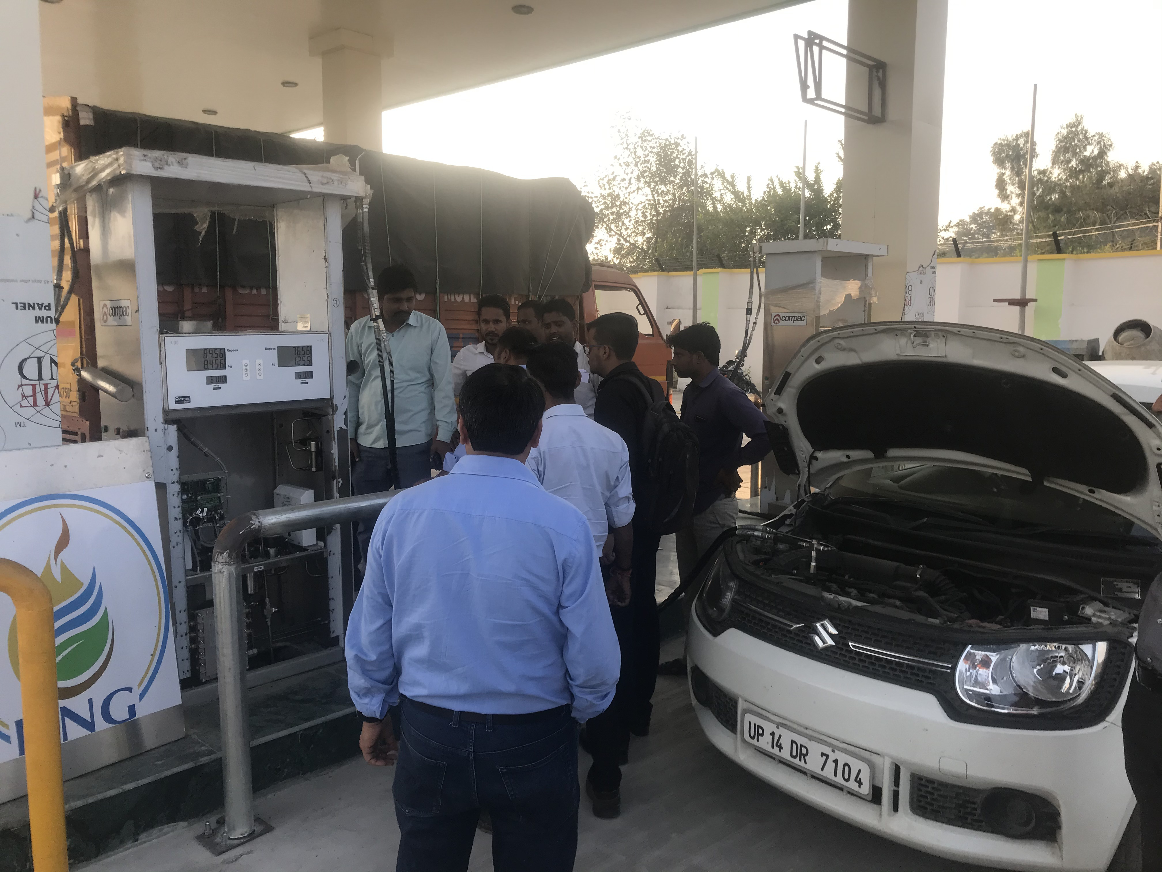 Is there any CNG pump in Haridwar? - Quora