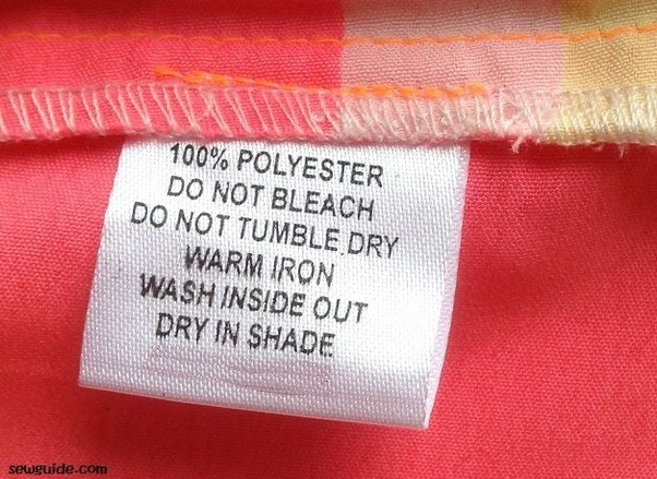 Does Polyester Shrink When It S Washed And Dried Quora