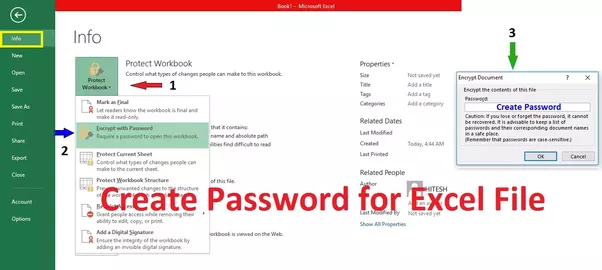Is there a way to password protect excel sheets quora protect worksheet 3 encrypt with password 4 create your password ibookread Read Online