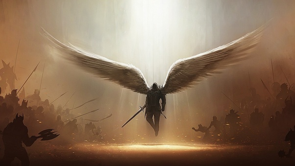 Where did the Angels come from in Heaven? - Quora