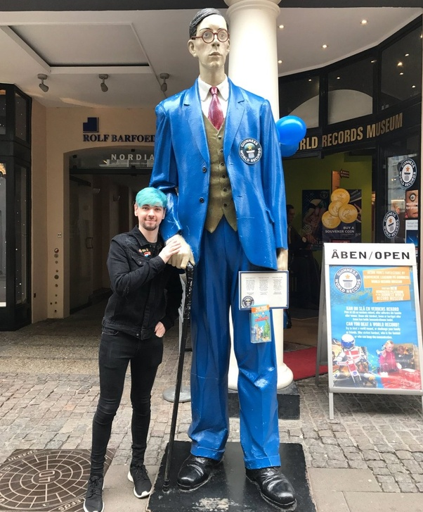 Who is the tallest man in the world? - Quora