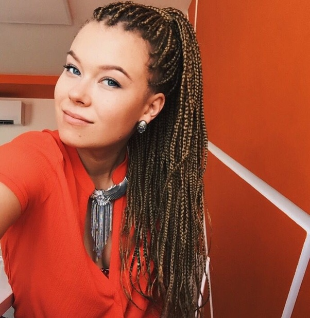 What Do You Think Of White People Braiding Their Entire Head Of Hair In Little Tiny Rows Of Braids Quora I hear more people whining at that time i had thick, wavy hair that extended to my buttocks. hair in little tiny rows of braids