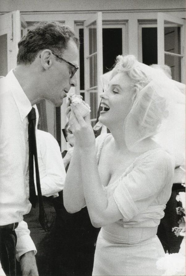 Monroe arthur miller marilyn Upstate Real