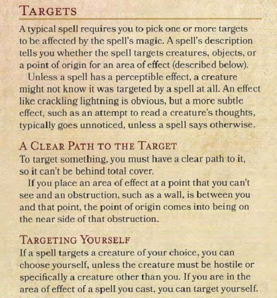 Wall of force 5e