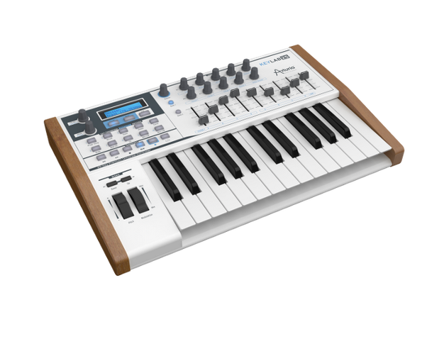 what is the best small midi controller with weighted keys quora. Black Bedroom Furniture Sets. Home Design Ideas