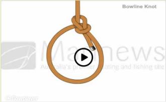 how to tie a bowline knot quora rh quora com Bowline Knot Step by Step Running Bowline Knot