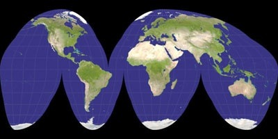Why is it acceptable to depict the world map incorrectly even though as a result map makers peeling the earth need to make some areas larger than others to make the earth fit nicely on a rectangular map gumiabroncs Images
