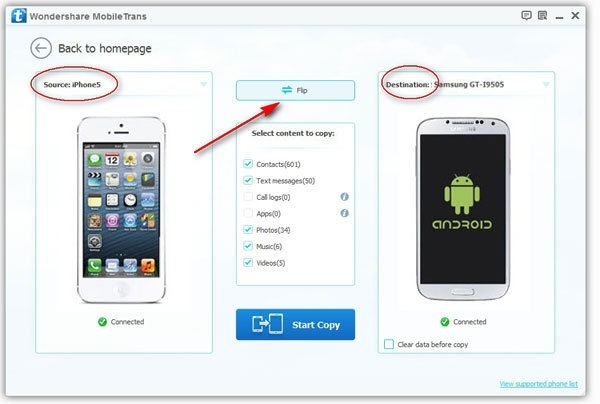How To Transfer Contacts From Iphone To Samsung J