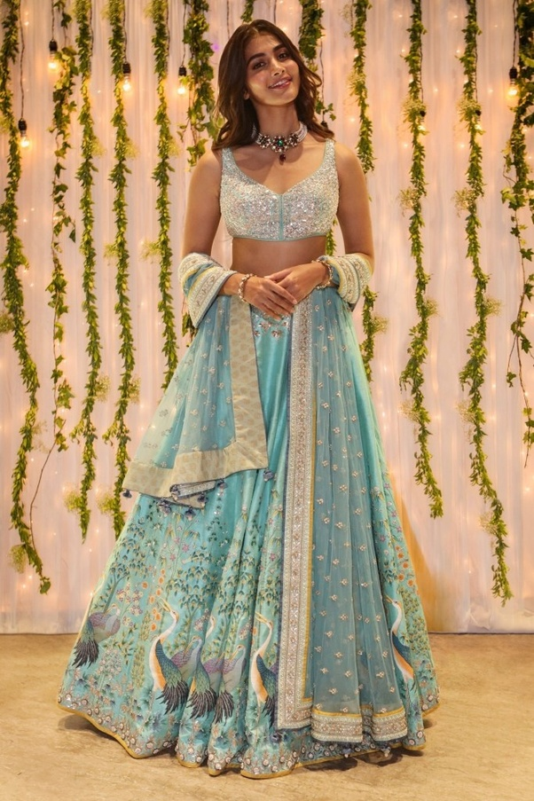 What are the best Anita Dongre's bridal lehenga design? - Quora
