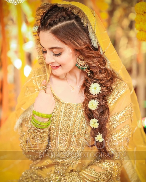 Pakistani Hairstyles: Which Are The Best Pakistani Bridal Hairstyles?