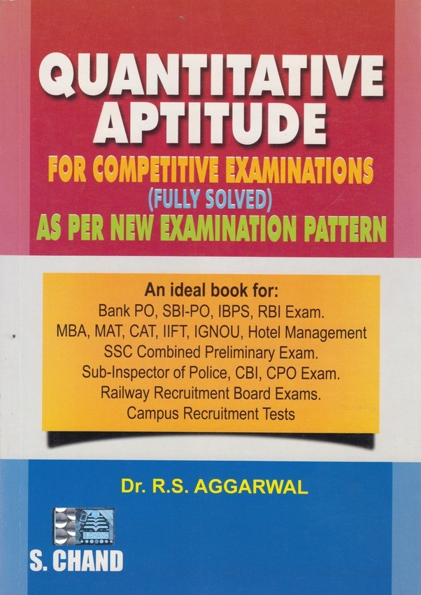 Which is the best book for campus placement tests eg verbal individually for verbal logical english and quant there are seperate books in rs agrawal series follow the below given books you can easily crack fandeluxe