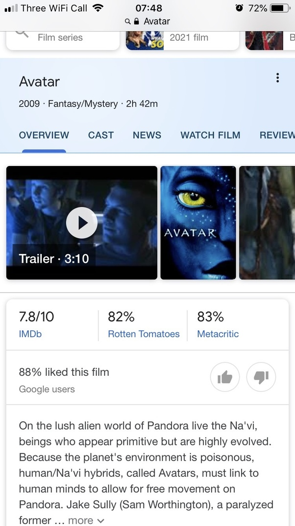What Movie Is Outrageously Overrated On Rotten Tomatoes Quora