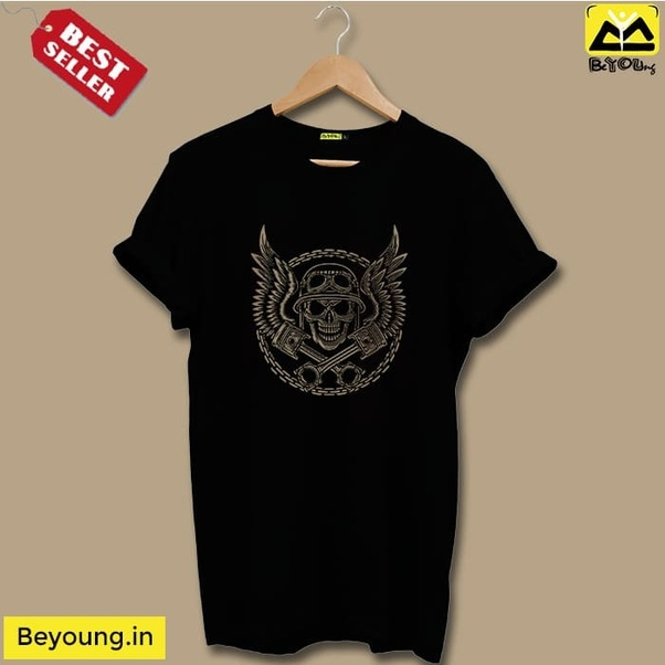 560d9dc7b55 Which are the leading men s T-shirt brands in India  - Quora