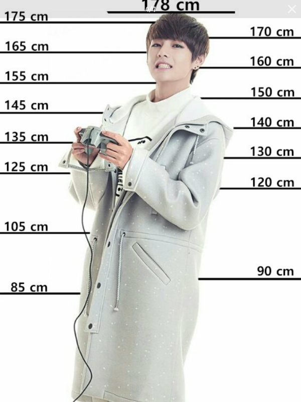 How Tall Are Members Of Bts What Are The Bts Members Heights How