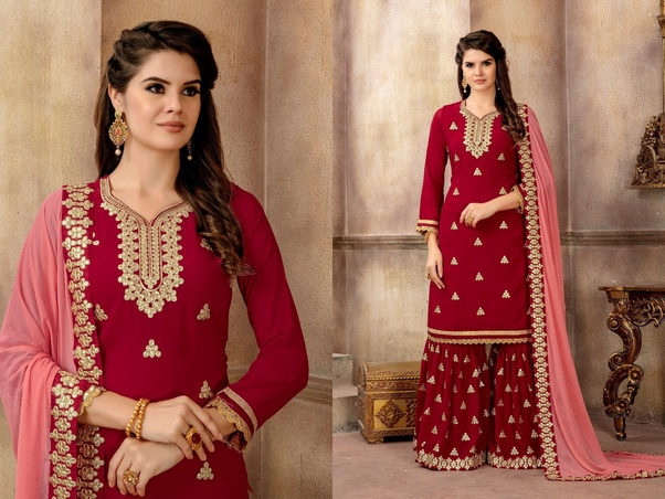 bb7840e80b Salwar Suit: One of the easiest Eid outfits to put together is the Salwar  Suit look. It is traditional and chic and is perfect if you want to go for  Eid ...