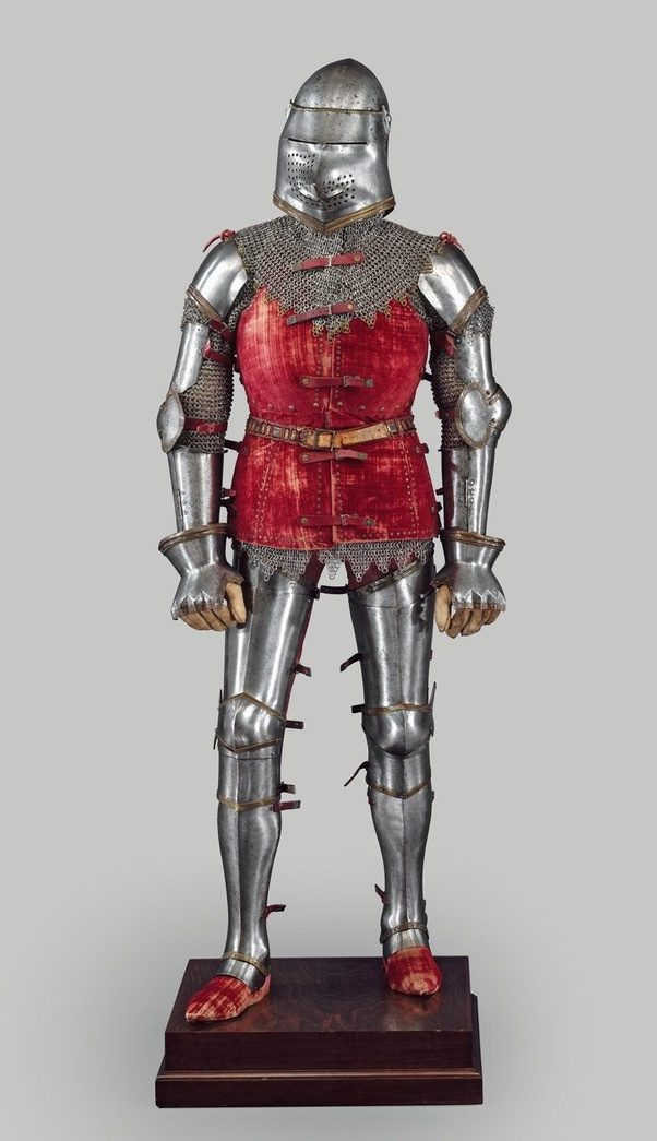 Why did no one wear plate armour between Imperial Rome and ...