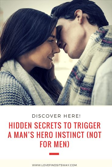 How to bring out the hero instinct in a man - Quora