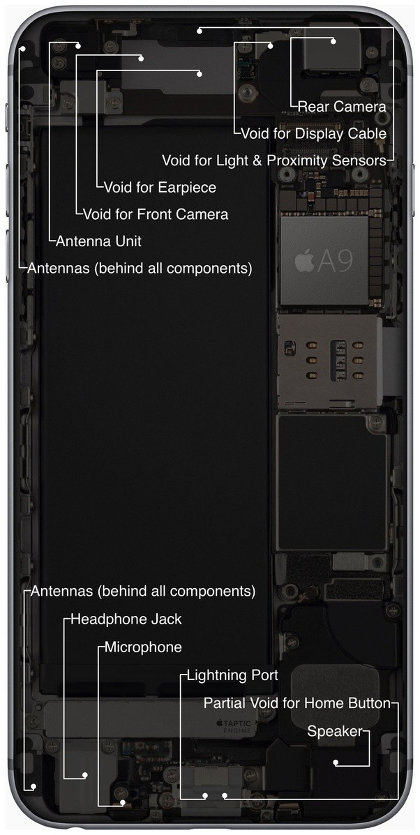 why does the iphone 7 use white color antenna stripes quora