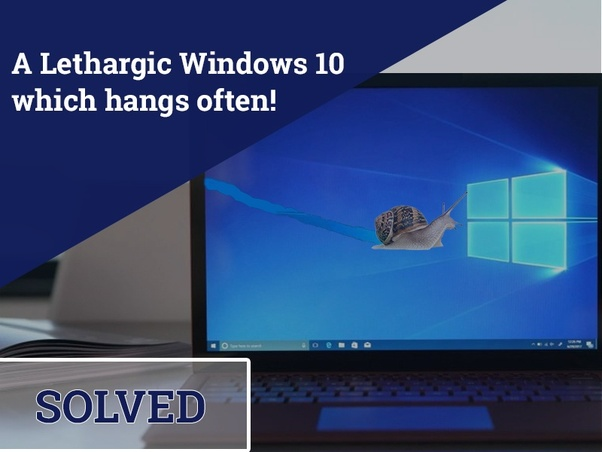 What are the possible reasons that my brand new Windows 10