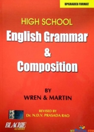 Which is the best English grammar book for class 7? - Quora