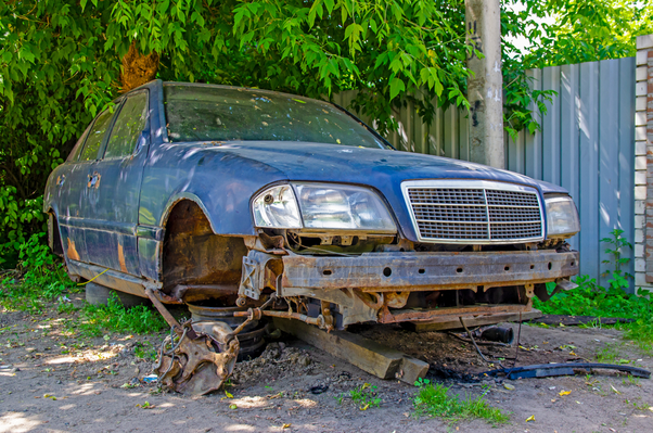 How Much Cash Can I Get For My Junk Car Quora