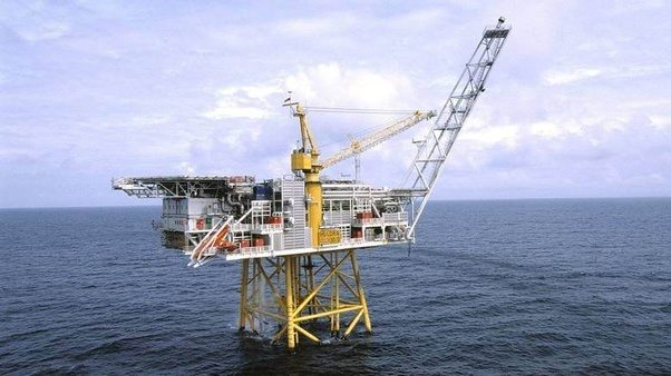 Where can I buy an offshore platform such as those used