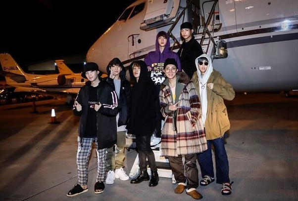 Does Bts Own A Private Jet Quora